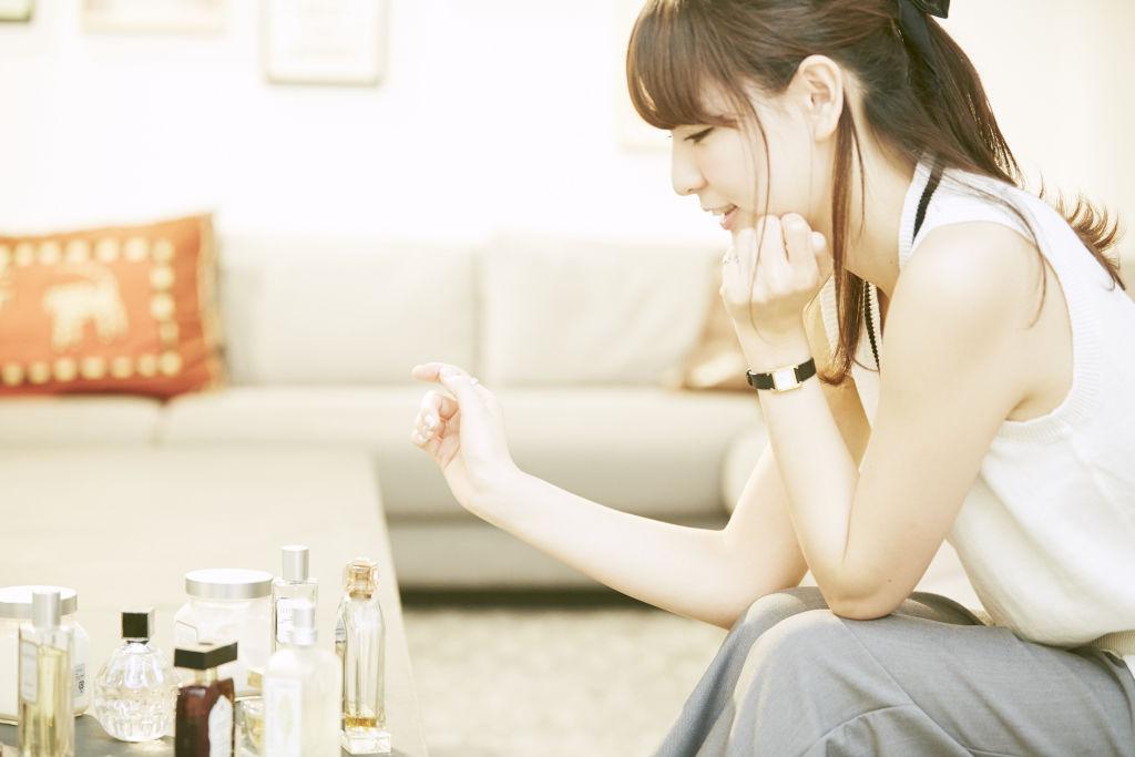 いい香りは身につけるだけで、まとっている自分のテンションも高めてくれる大事な存在!