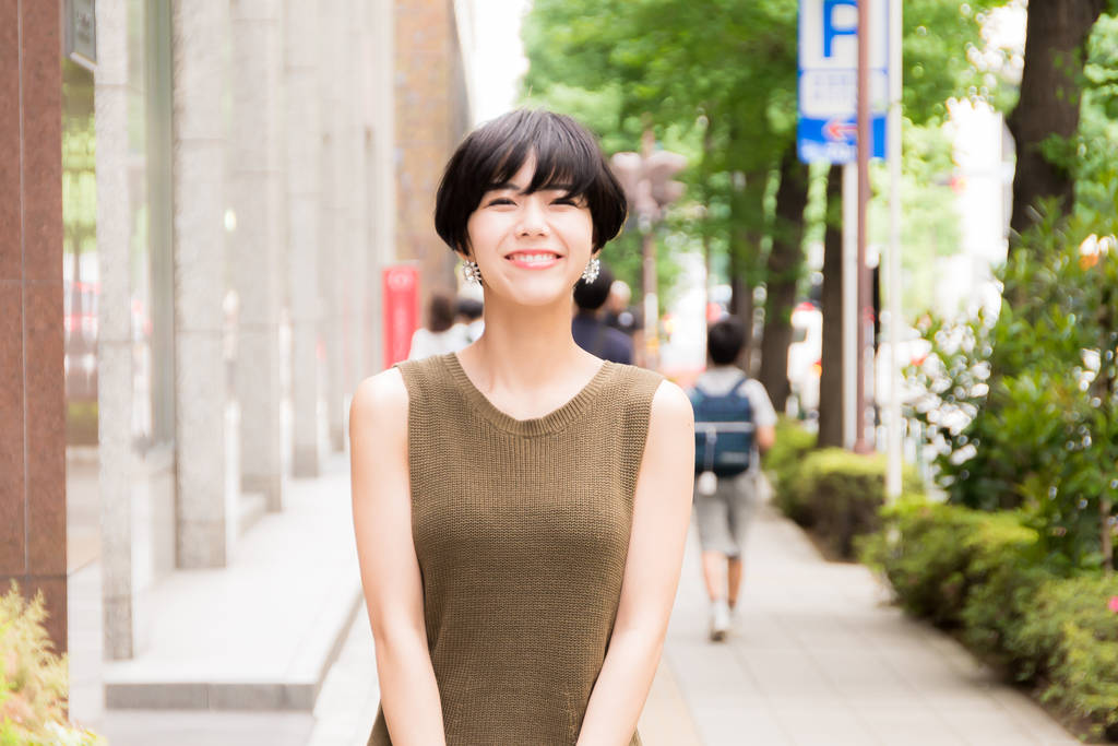 韓国ファッションから派生して……韓国と日本の違いが面白い!