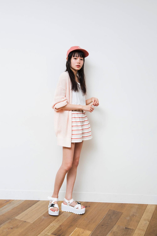 itモデル山本奈衣瑠に聞く!この春どんな服を着る?
