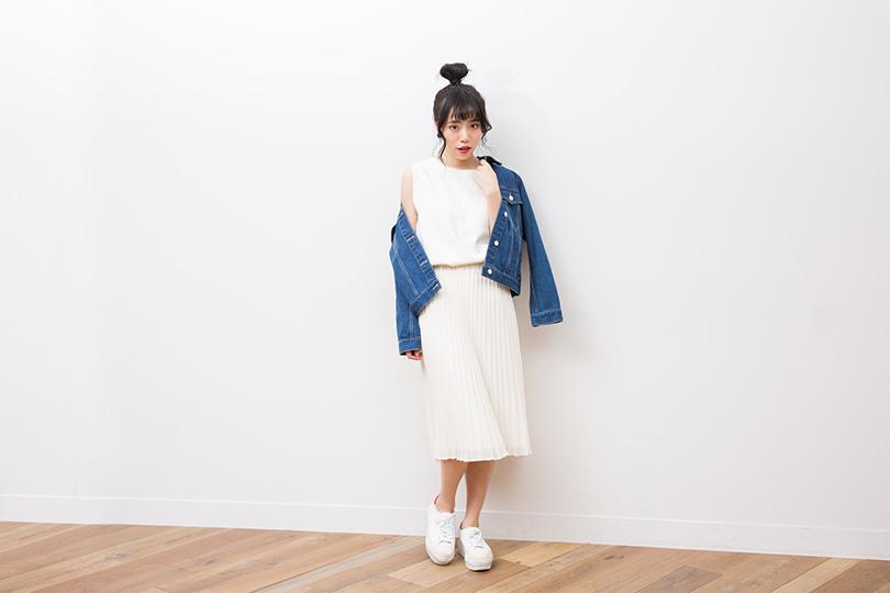 台湾人モデル、シンのオシャレをつくる3つのキーワード