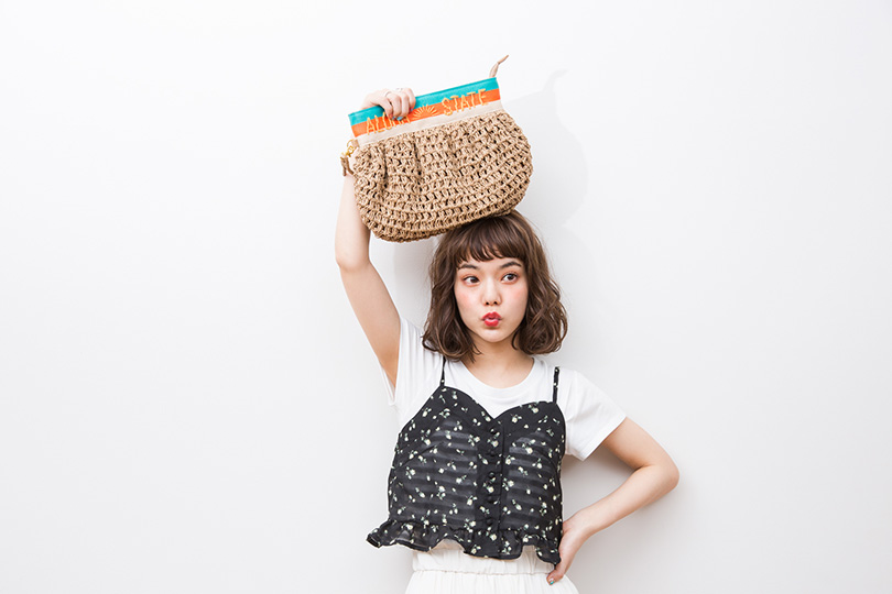 長澤メイに聞く♡スタイルUPのコツとスカンツ着こなし術