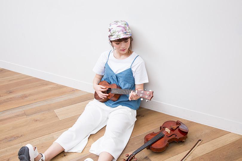 ヴァイオリニスト相知明日香、ギャップがすごくて驚かれます!