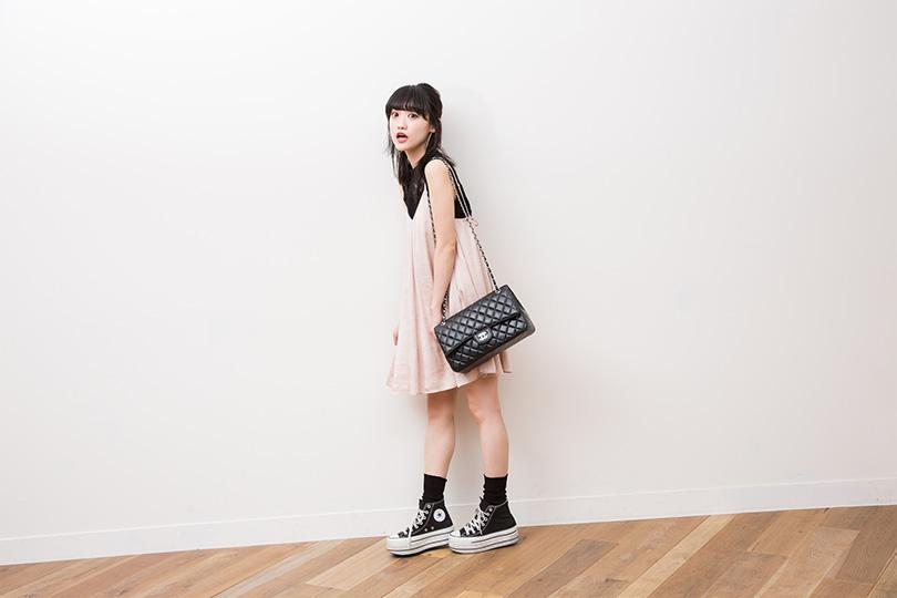 韓国好き必見!ハイ&ローのMIXスタイルは高井香子に学べ♡
