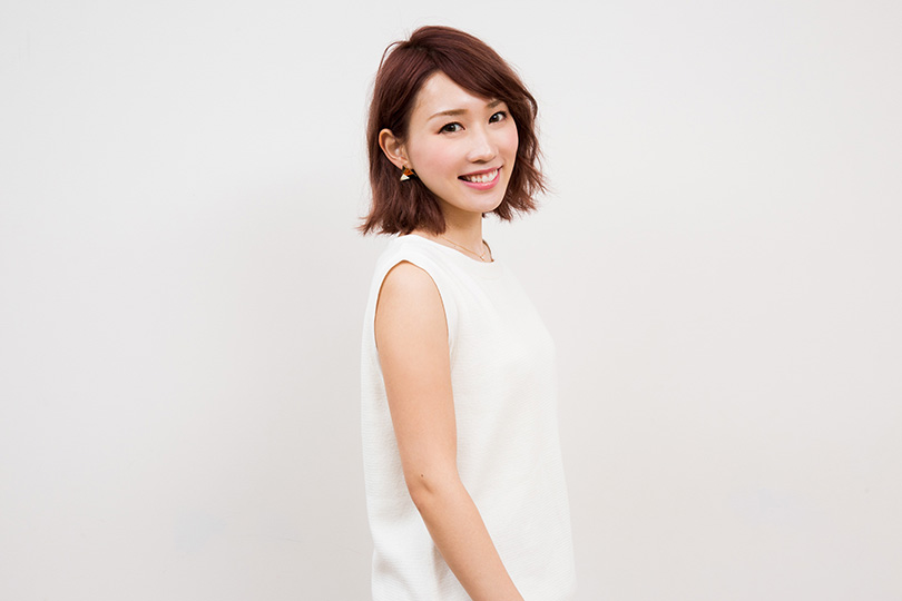 梶恵理子(かじえりこ)