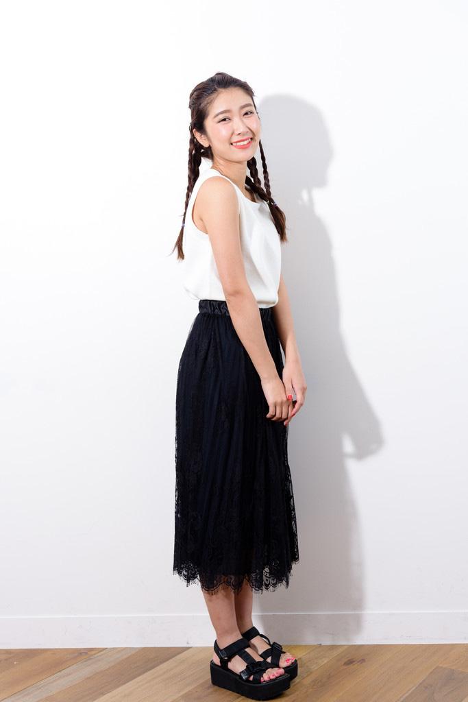 ロコガール・恵里花のスマホの中身はSNSモテするアプリが豊富♡