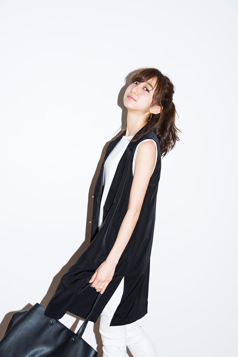 近藤カコが指南!現役女子大生モデルの通学スタイル♡