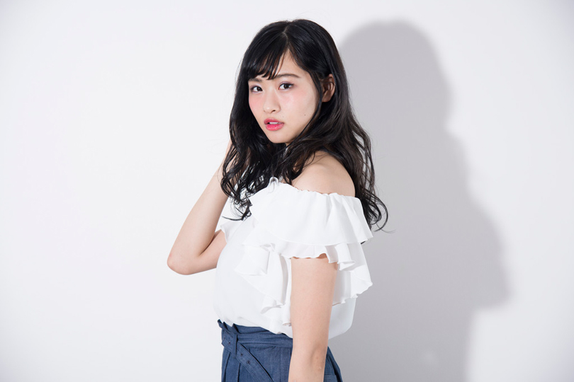 黒髪の人も絶対盛れる♡ 最旬メイクテクニック!