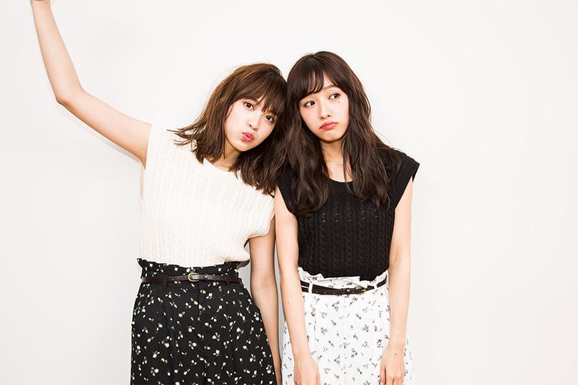 """""""Pop黄金コンビ復活♡のんぴぴの2人にインタビュー"""