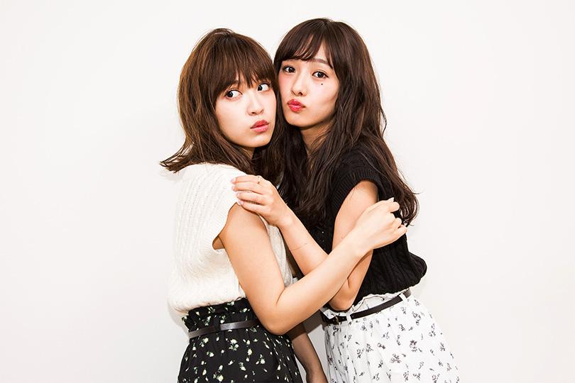 Pop黄金コンビ復活♡のんぴぴの2人にインタビュー