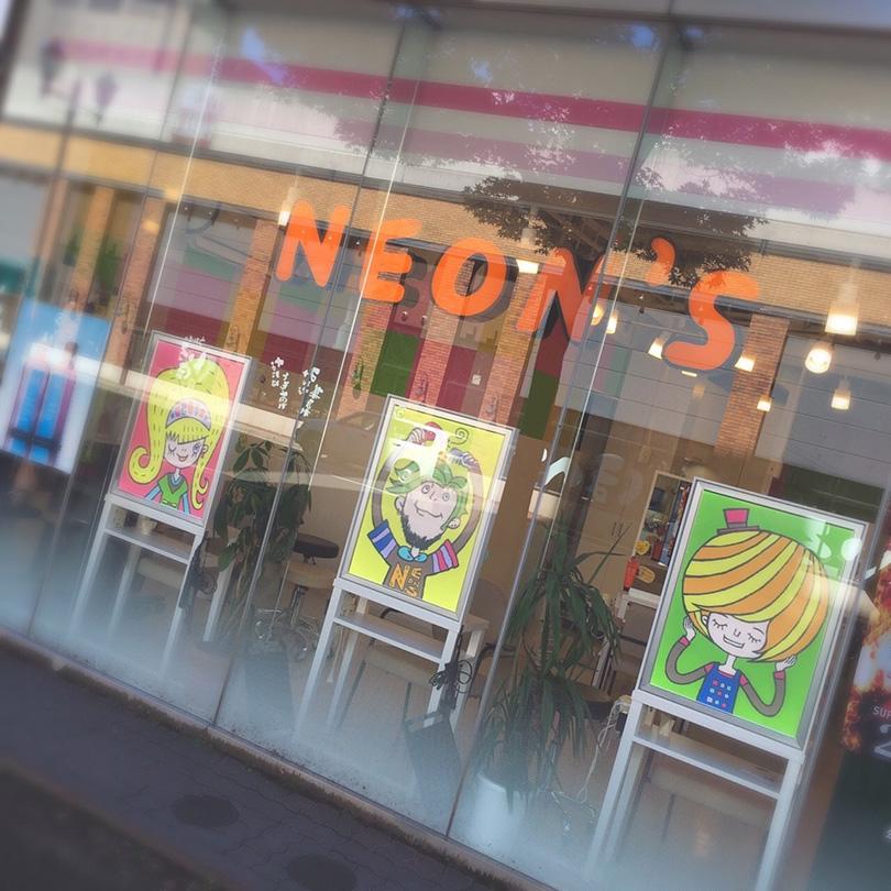 """""""NEON'S"""