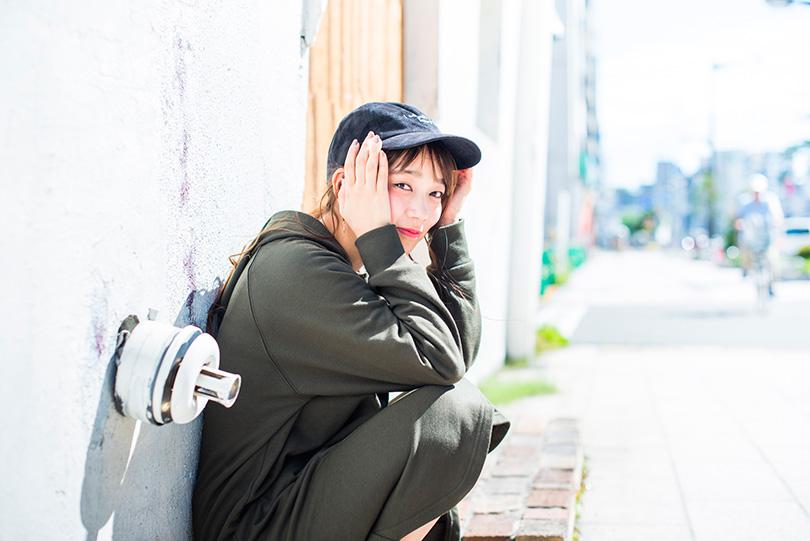 """""""横井愛美、一人でぶらり札幌散策<札幌>"""