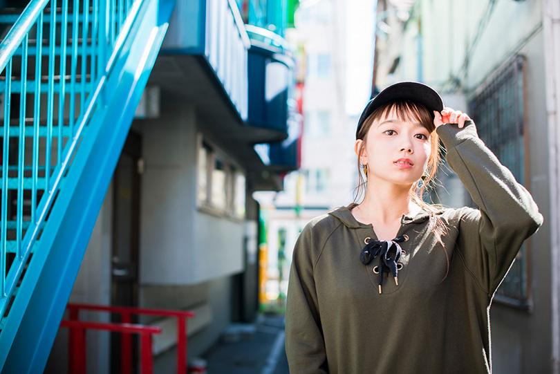 横井愛美、一人でぶらり札幌散策<札幌>