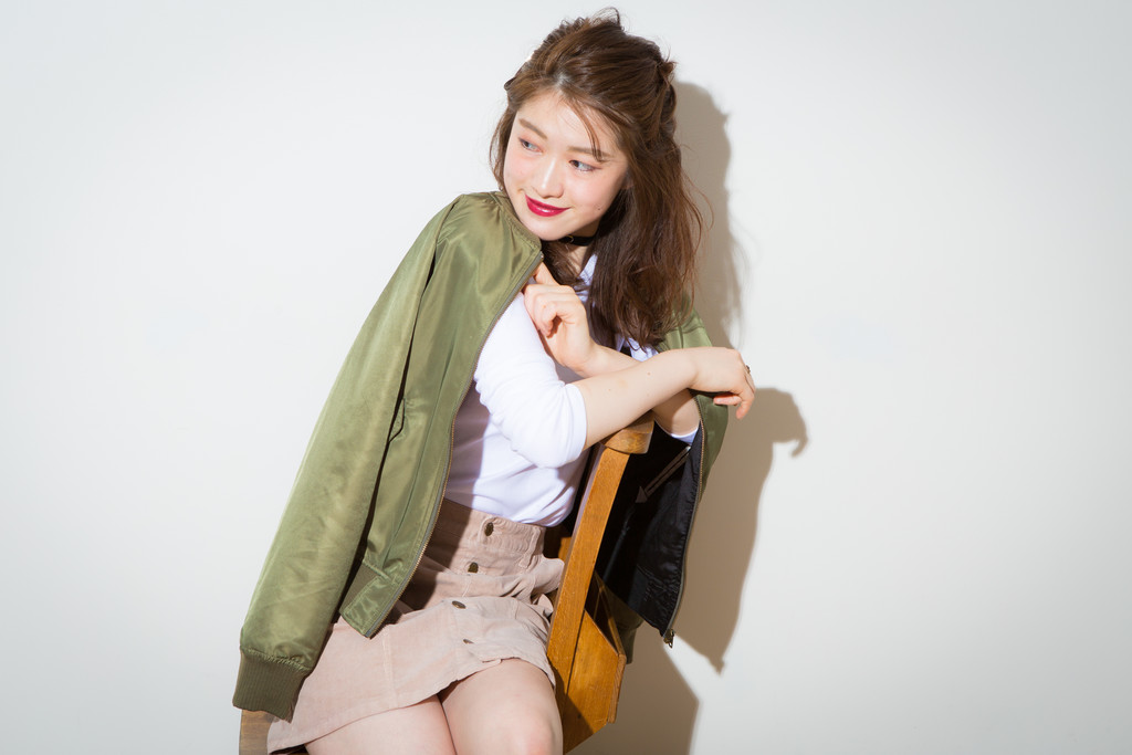 ミス学習院 朝倉佳奈子、秋のテーマは「大人っぽく」。