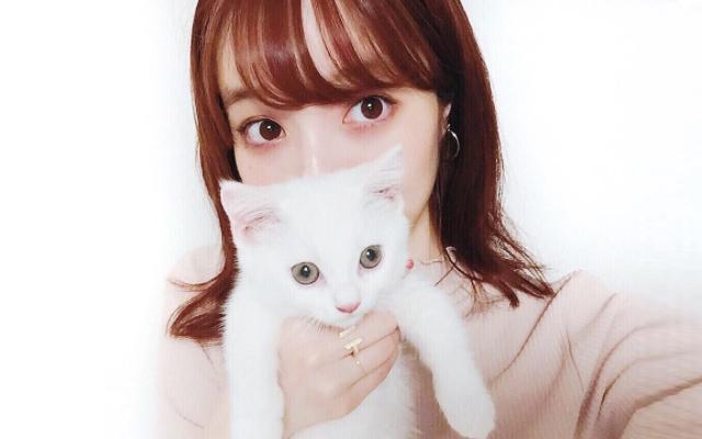 さっちょが語る! マンチカンの愛猫もちちゃんの魅力♡
