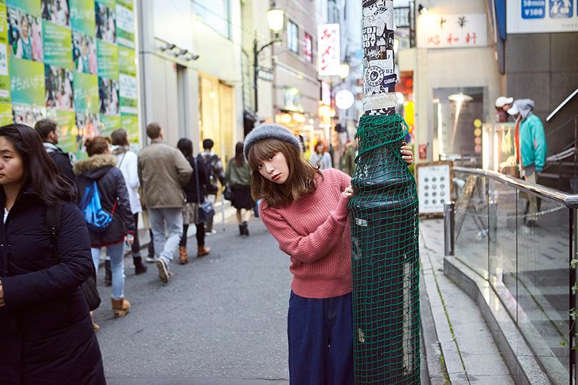 木村ミサ、自分を磨く一日<渋谷〜原宿>