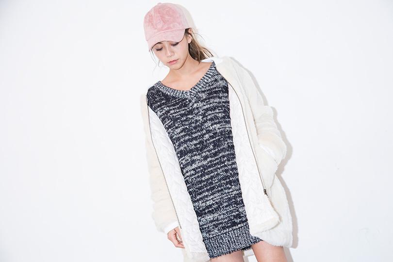 ふわもこ素材が可愛い♡ 廣瀬麻衣が着まわすファーコート