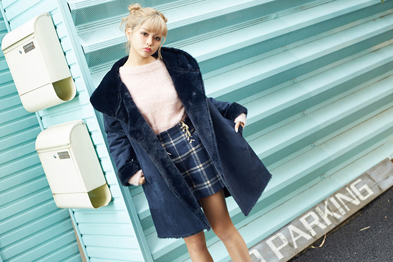 Popteenモデルなちょすが着る♡ クリスマスコーデ3LOOKをご紹介!