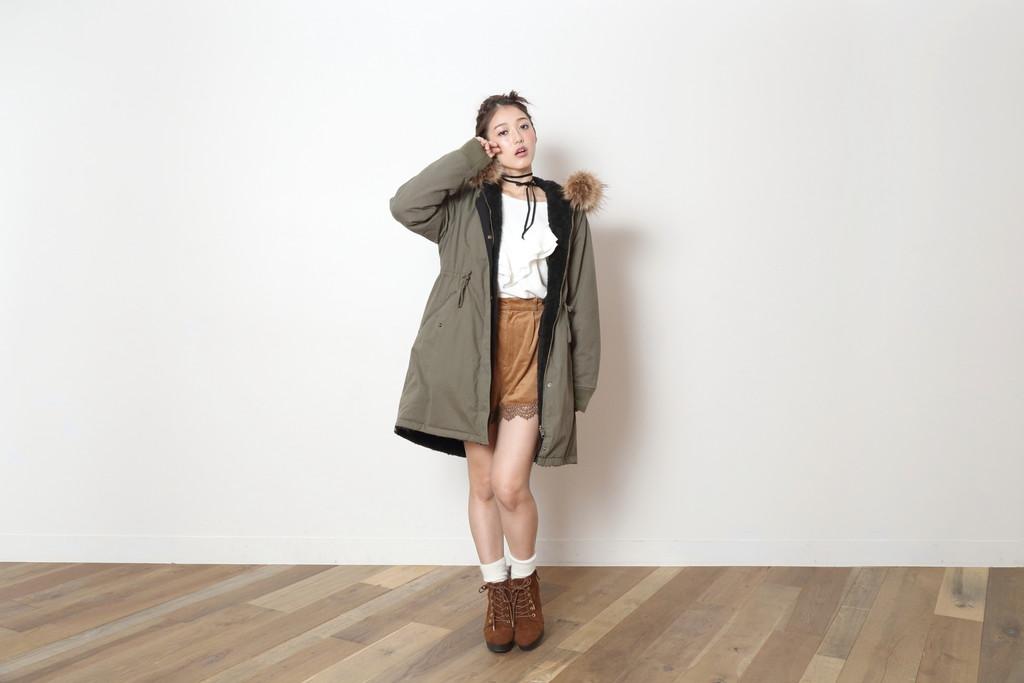 ファッションテーマは、シンプル&レディで決まりっ♡