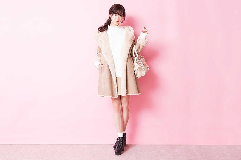 2枚目買うならコレをチョイス♡ 阿部菜渚美が着るセールで買うべきトレンドアウター