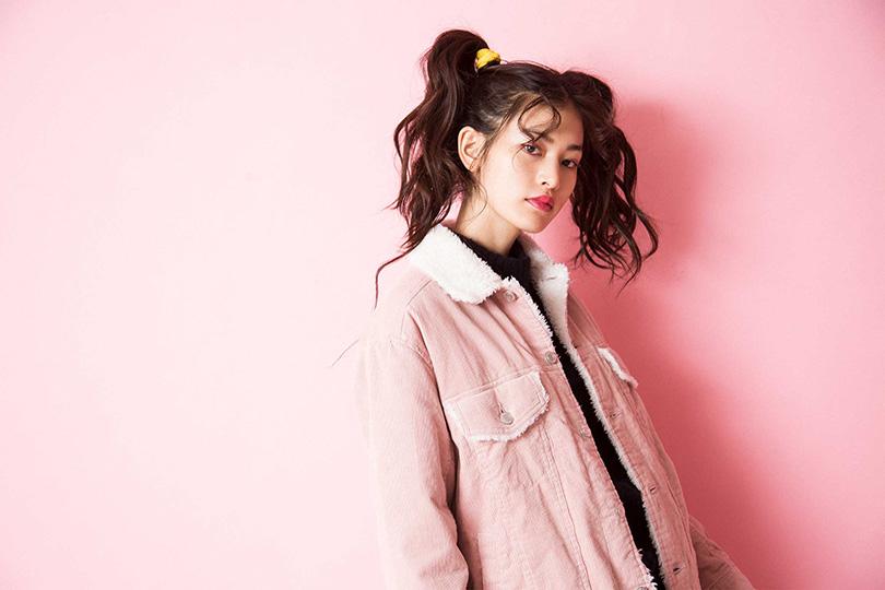 ViViモデル立花恵理が着まわす♡ あったかキュートなピンクボアジャケット