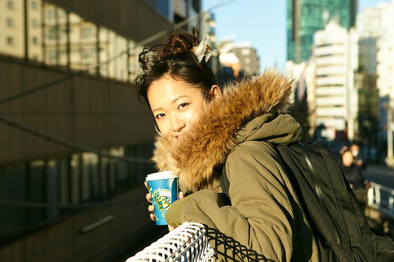 あわつまい、ひとりでぶらぶらする休日<渋谷>