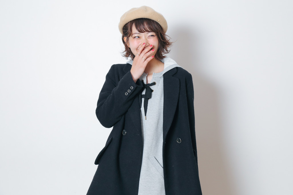 ミス中大・ひつじちゃんこと東辻美由紀は、今おしゃれするのがすごく楽しい!