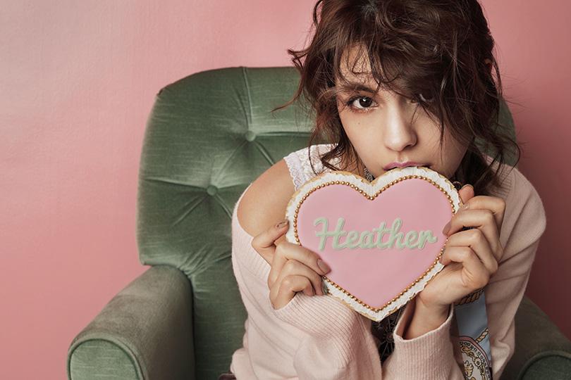 マギーが着る、ガーリー&色っぽなバレンタインコーデ♥