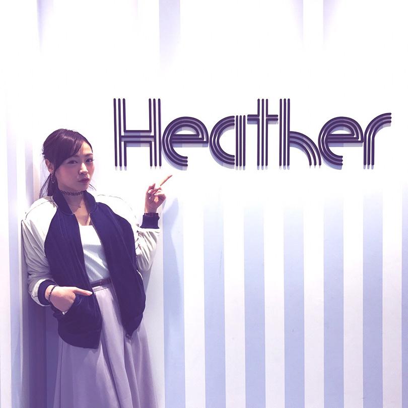 Heather 広島パルコ