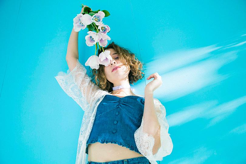 ヘザーの新イメージモデルに瑛茉ジャスミンが就任!はじめまして、瑛茉ジャスミンだよ♡