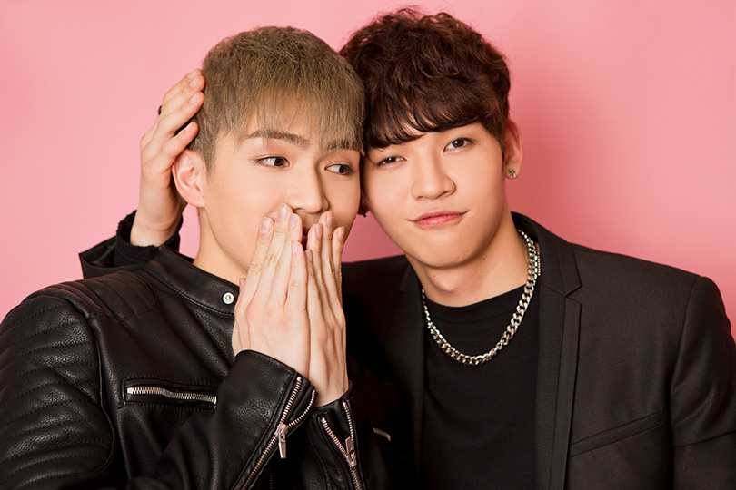 新星K-POPグループ「UP10TION」のクンとゆったり温泉デート