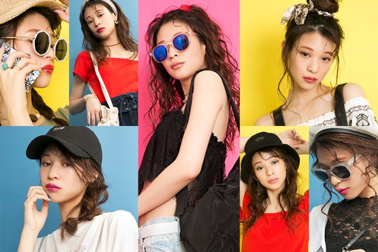 28DAYS楽しめるヘアメイク案をシェア♡ miu編 vol.1