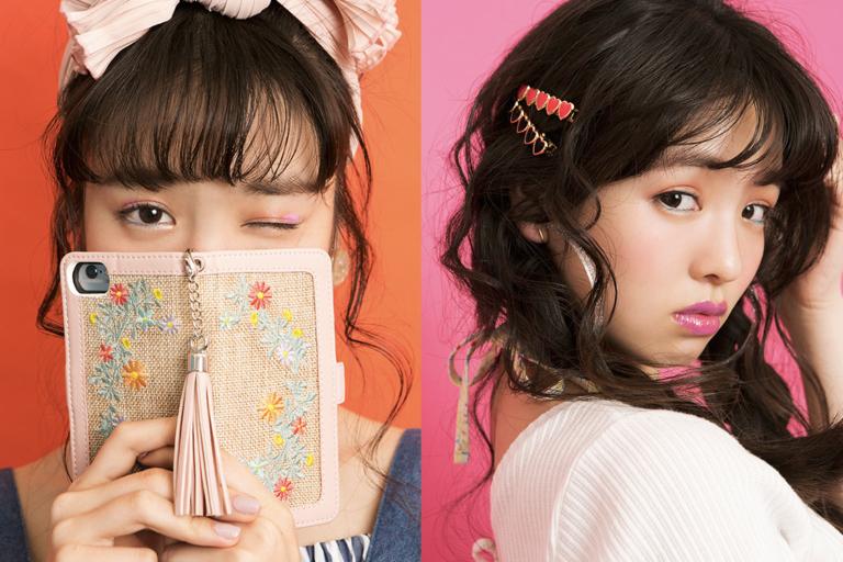 28DAYS楽しめるヘアメイク案をシェア♡ 横田真悠編 vol.2