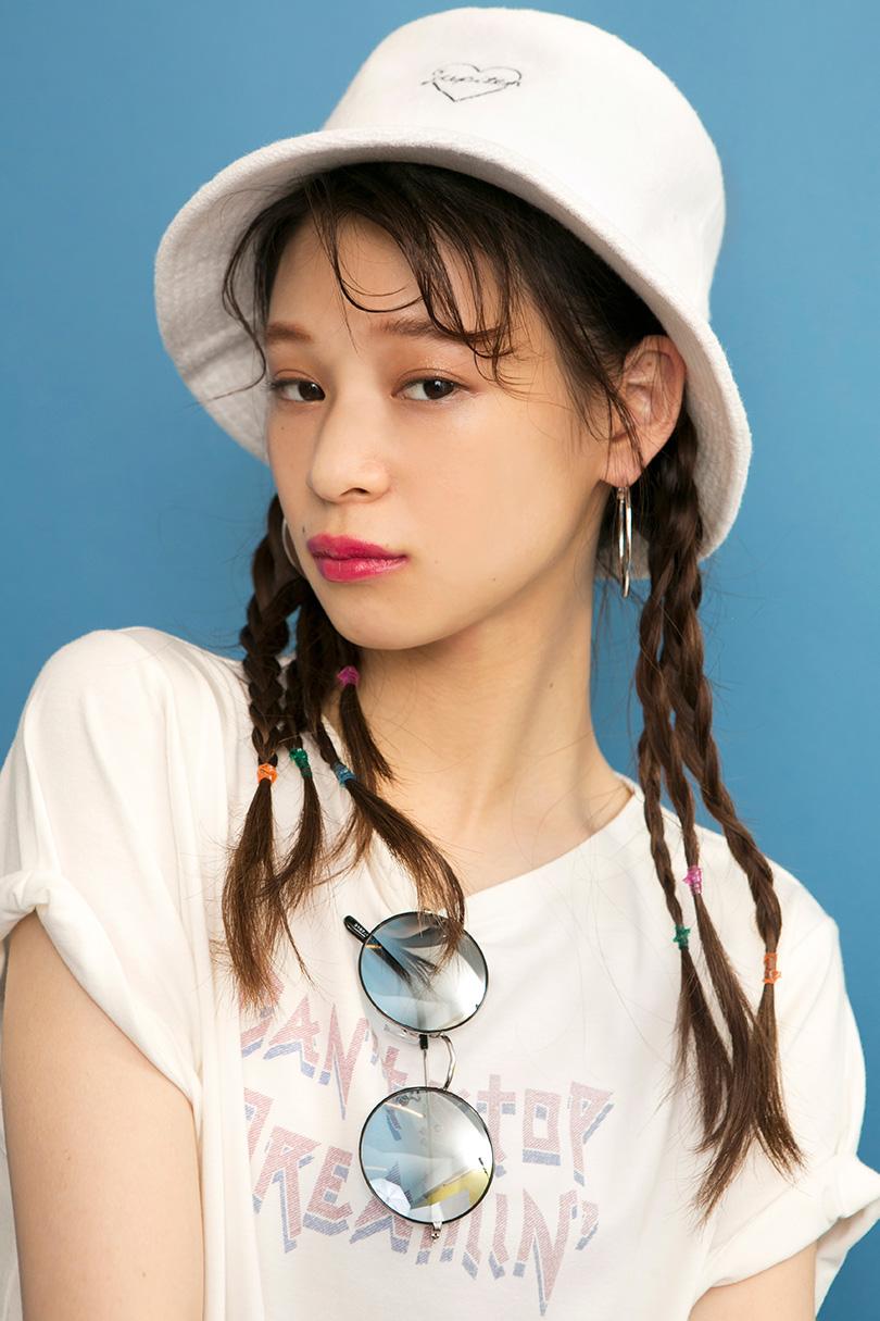28DAYS楽しめるヘアメイク案をシェア♡ miu編 vol.2