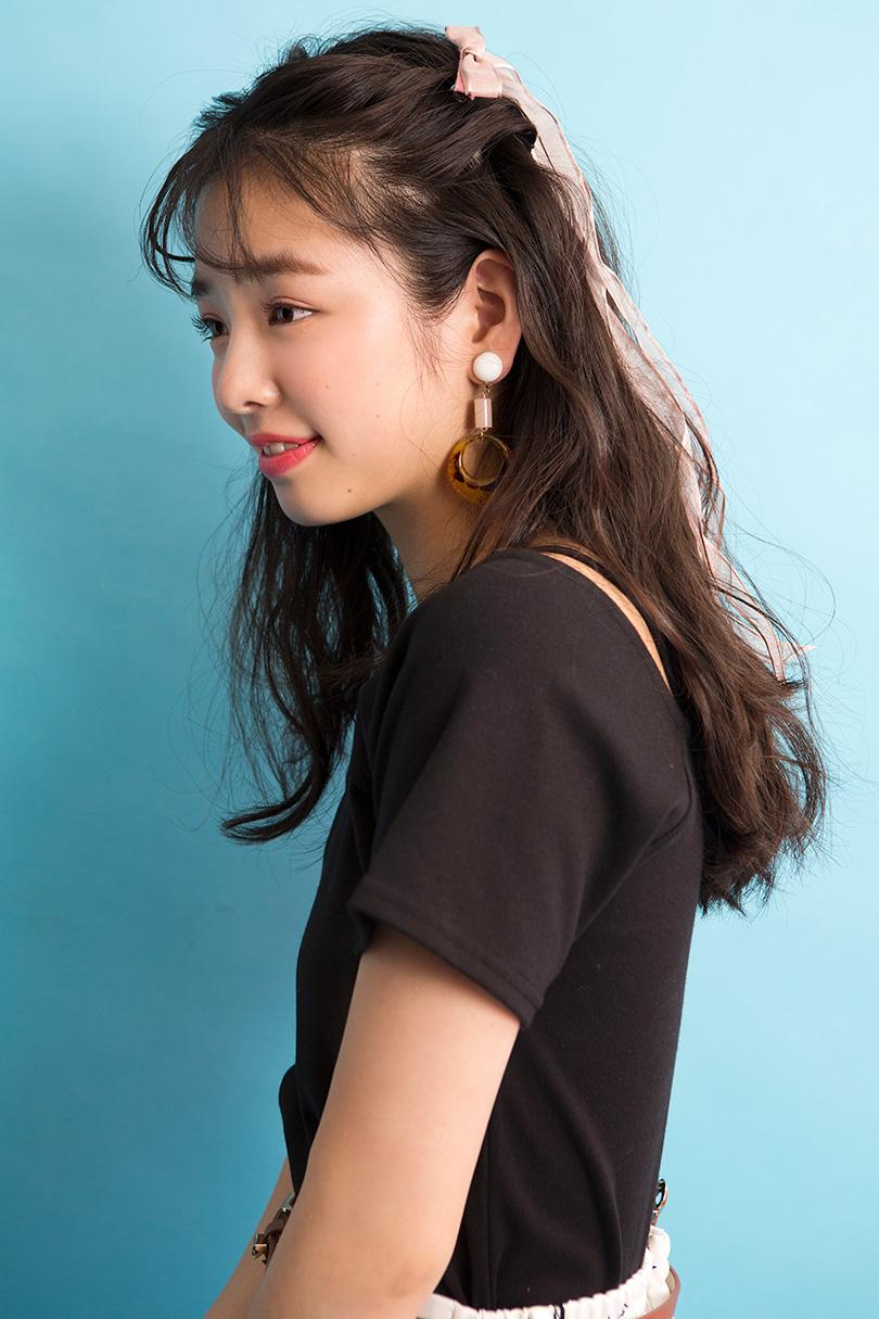28DAYS楽しめるヘアメイク案をシェア♡ 横田真悠編 vol.3