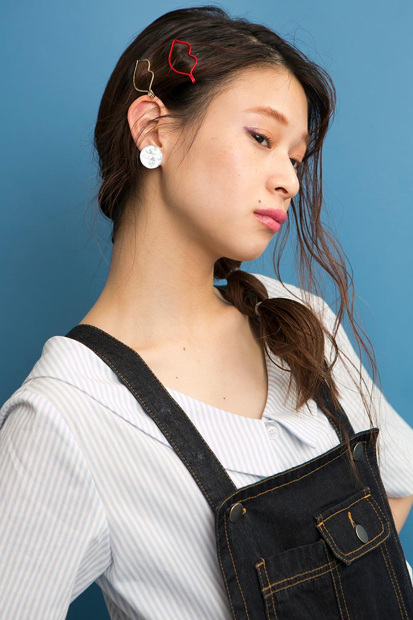28DAYS楽しめるヘアメイク案をシェア♡ miu編