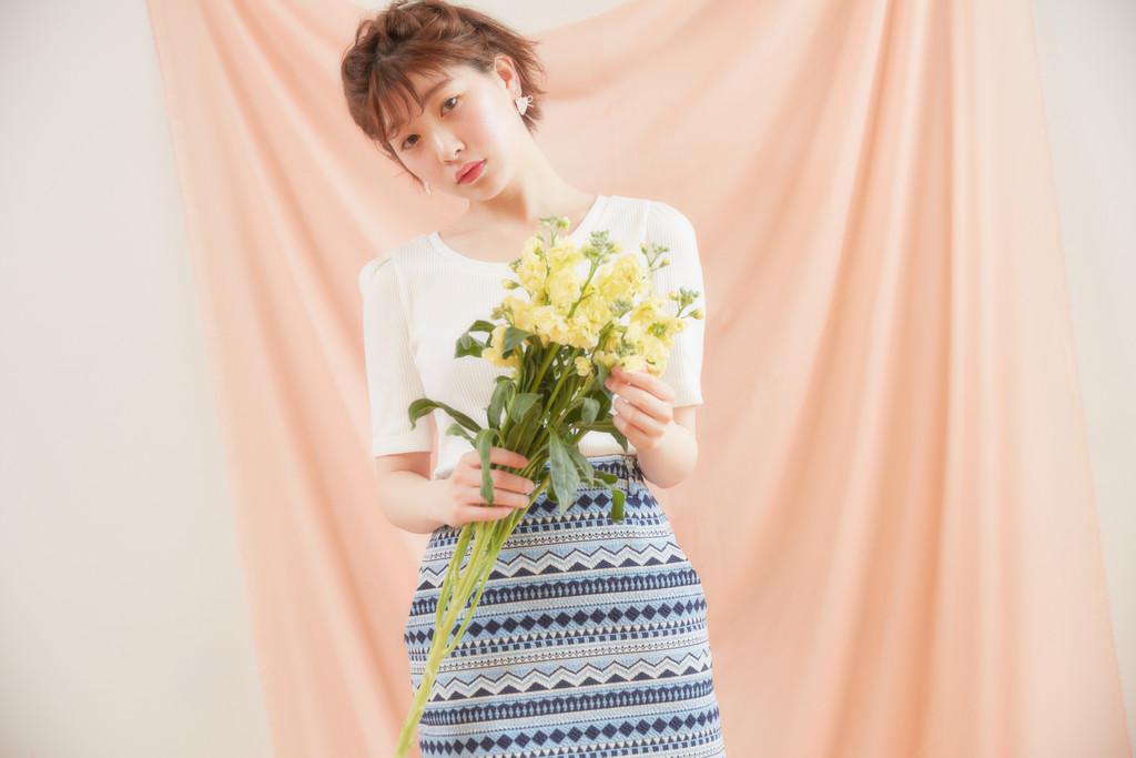ミス立教ファイナリスト加藤由佳のファッションはカジュアルかモードが気分♪