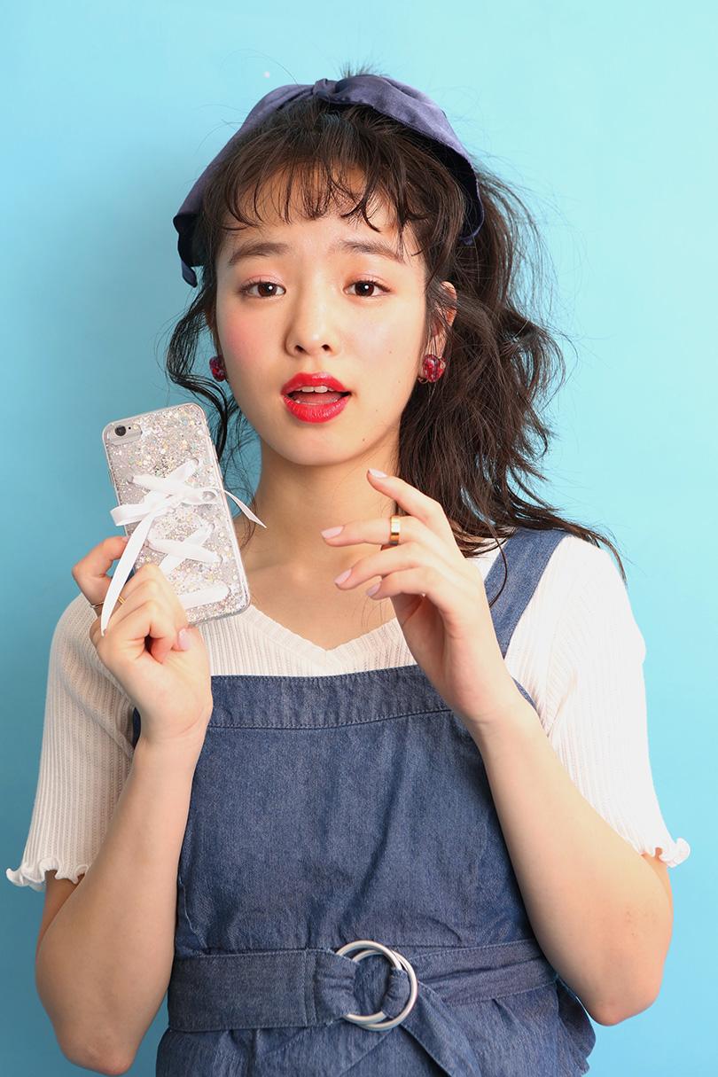 28DAYS楽しめるヘアメイク案をシェア♡ 横田真悠編