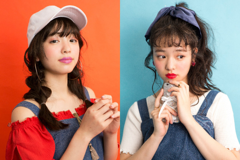 28DAYS楽しめるヘアメイク案をシェア♡ 横田真悠編 vol.4