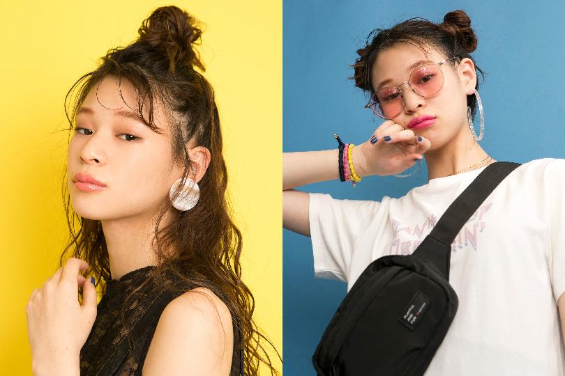 28DAYS楽しめるヘアメイク案をシェア♡ miu編 vol.4