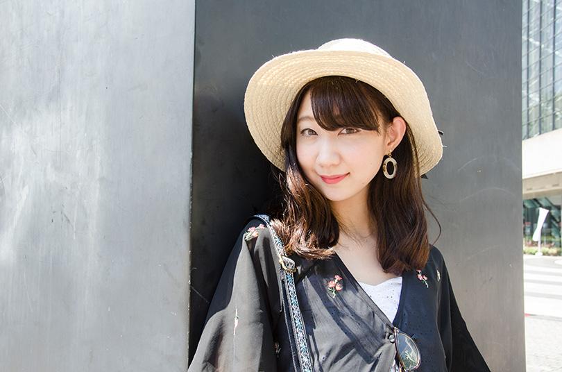 平沢七瀬、仲良しの女の子とめぐるおしゃれスポット<池袋>