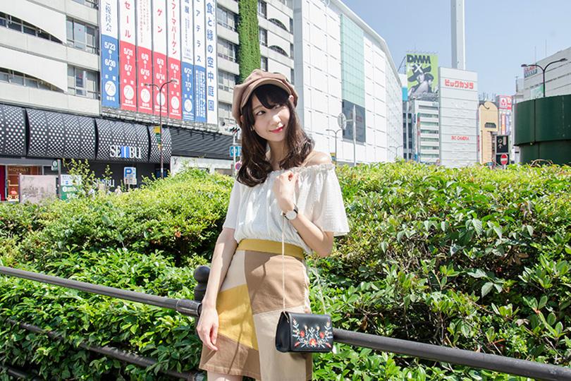 平沢七瀬、彼とわいわい楽しむデートコース<池袋>
