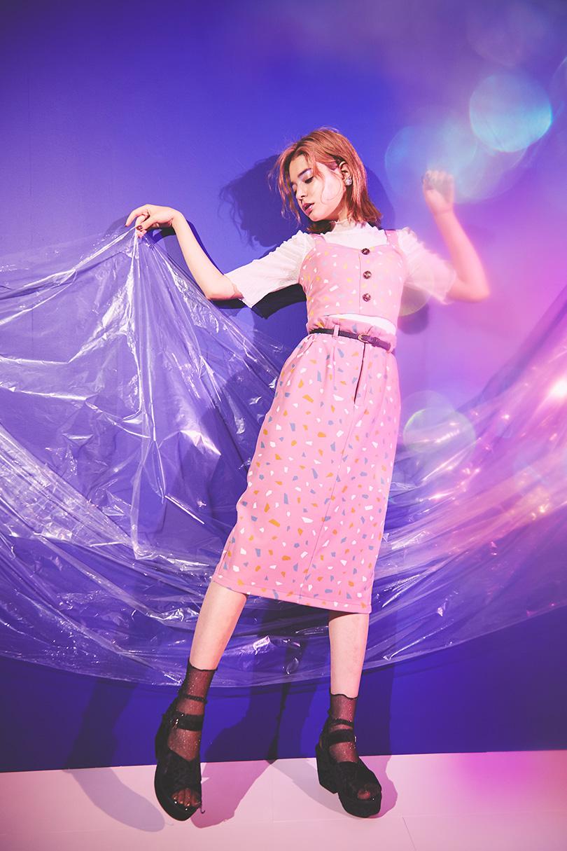 瑛茉ジャスミンが着る、セットアップ♡