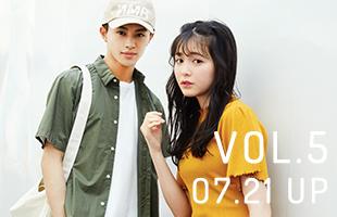 超特急 草川拓弥×Heather diary 短期集中スペシャル連載