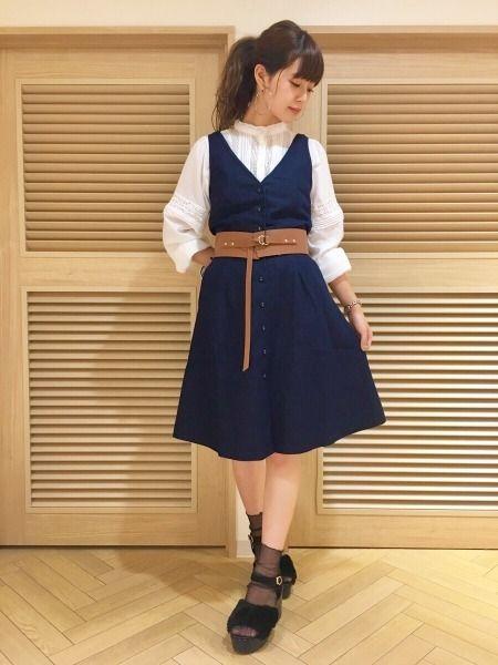 あなたのお気に入りはどれ?秋のファッションを盛り上げるレトロガーリーな新作ブラウスをご紹介♡♡