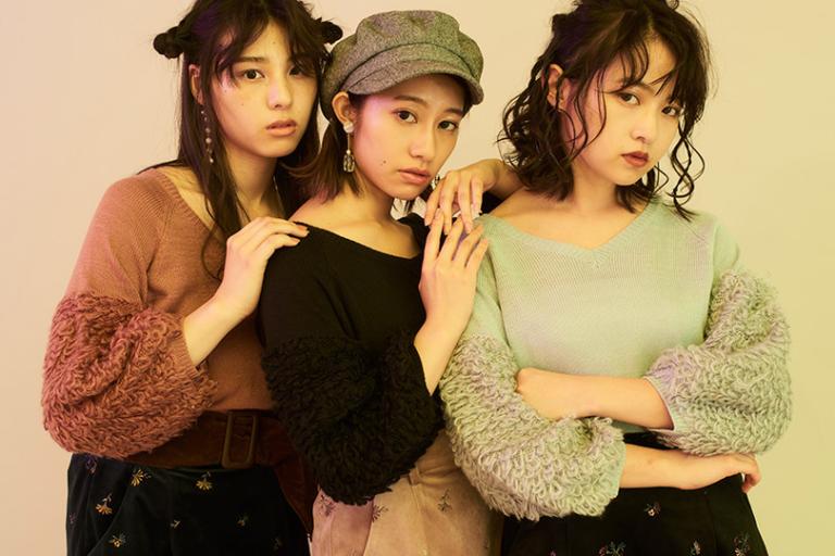 乃木坂46Vol.7♡3人で楽しむおそろコーデ♡