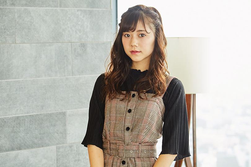 ミス青学ファイナリスト今井美桜の目標は大好きな姉