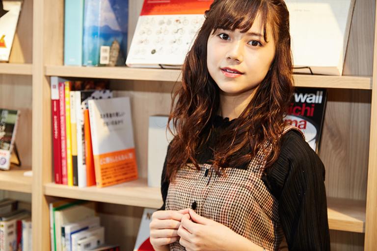 ミス青山グランプリ今井美桜の目標は大好きな姉