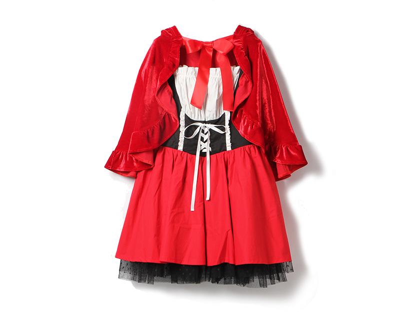 瑛茉ジャスミンが着る、ハロウィンコスチューム