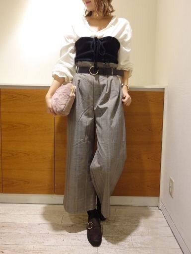 秋冬コーデに欠かせない♡着まわしのきくおすすめパンツ2種