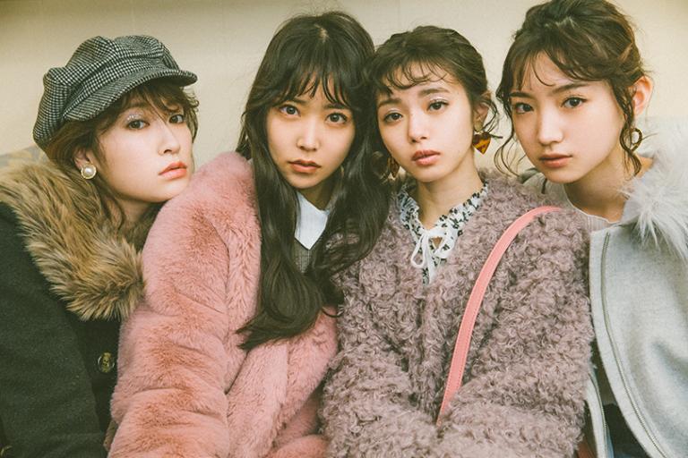 NMB48連載vol.1♡ ほっこり可愛い新作アウター